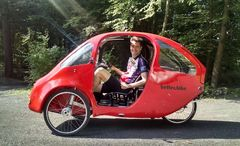 Dr. Kevin Murray wanted to find an alternative vehicle for his son when he turned 16. Velomobiles seemed like a great option but when they couldn't find one that suited their New England needs, they decided to build their own. They use EcoPoxy to build the body of these eco-friendly, sustainable vehicles. EcoPoxy fit into Better.Bikes' business philosophy and it builds a stronger bike.