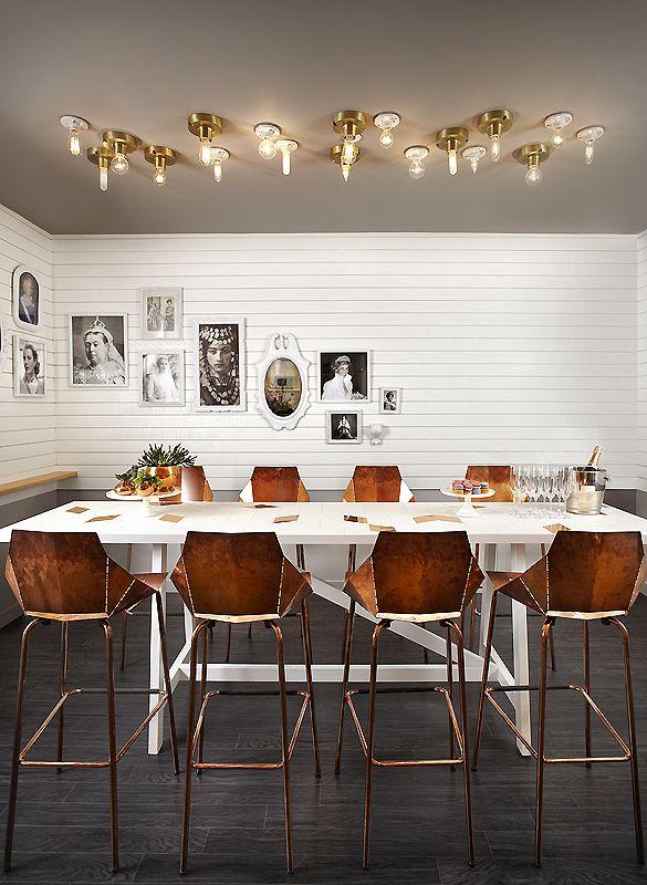 Schönheitssalon mit Café, Bar und Boutique in Toronto von +tongtong AIT Online | Architektur | Innenarchitektur | technischer Ausbau -2015-KW-16-05