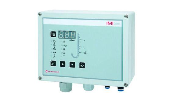IMI Precision Engineering incorpora dos nuevos controladores de presión, 834991 y 834992, a su gama de productos IMI Buschjost