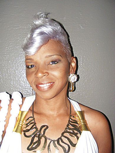 Grey Hair African American Woman: 1513 Best Images About Graycuz On Pinterest