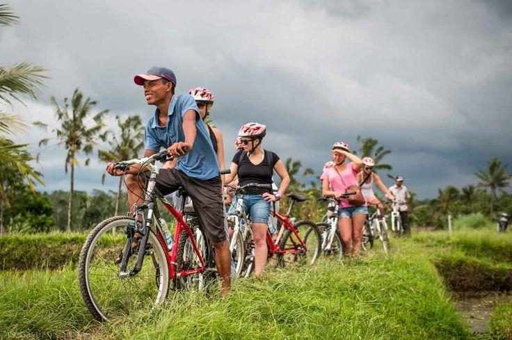 Ubud Bali Downhill Biking