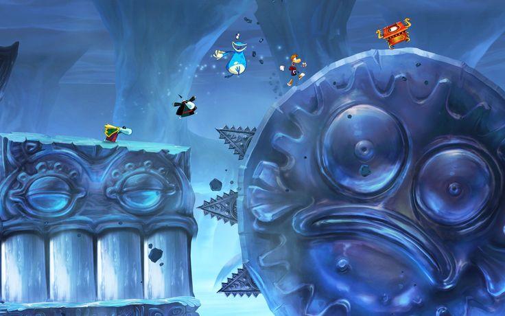 Video Game Rayman Origins  Wallpaper