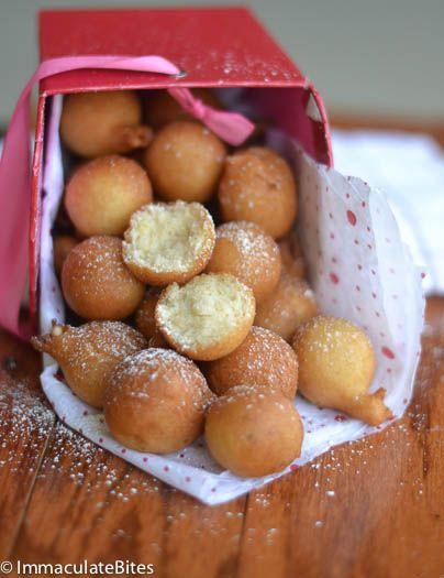 African Doughnut (Drop Doughnut)