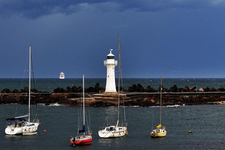 A Wollongong Goodbye