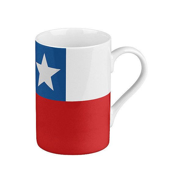 MUG  Koenitz Mug Flags Chile