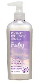 Desert Essence Baby Lotion