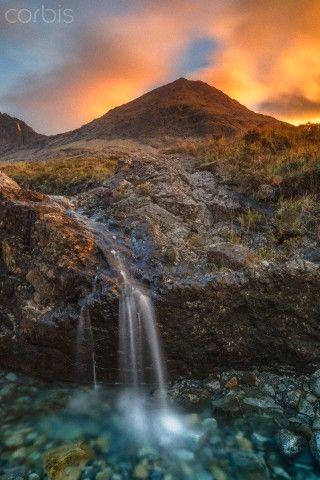 United Kingdom, UK, Scotland, Inner Hebrides, Isle of Skye, Glen Brittle