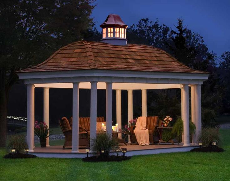 top 25+ best backyard gazebo ideas on pinterest | gazebo, garden ... - Patio Gazebo Ideas