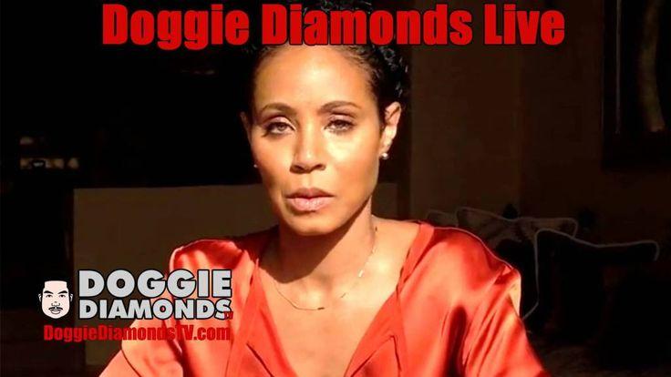 Audio: The @DoggieDiamonds Live Show Focuses On Jada Pinkett Smith's 2016 Oscars Boycott | VannDigital.com