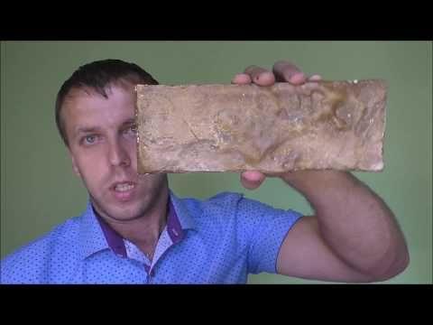 Копеечный камень из САМОДЕЛЬНОЙ ФОРМЫ новая идея - YouTube