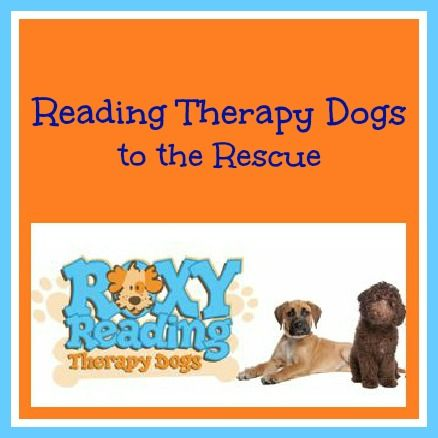Therapy Dogs help with Reading and Comfort Children Who Must go to Court | Babble