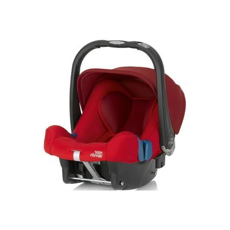 Britax Romer Автокресло Evolva 1-2-3 Plus Flame Red Trendline