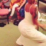 Amber Rose Celebrates Night Before Wedding, Shares Twerking Video!