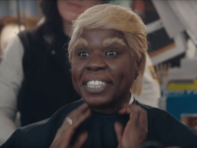 WATCH: Leslie Jones Wants to Play Donald Trump on SNL, and It's Kind of Terrifying
