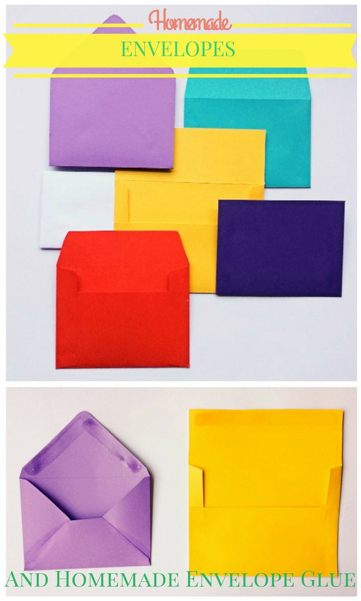 23 delight diy envelopes - photo #22