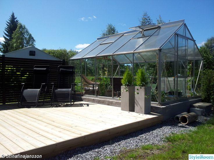 altan,trallgolv,växthus