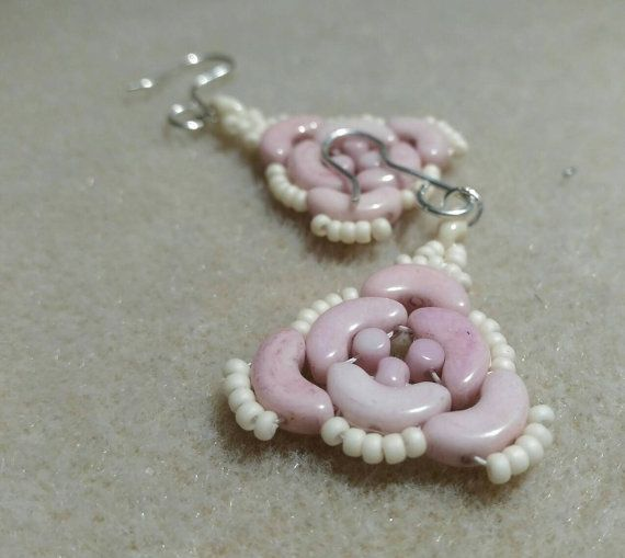 Check out this item in my Etsy shop https://www.etsy.com/it/listing/482928561/gift-for-her-womens-earrings-dangle
