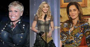 Madonna em plena forma: veja as famosas que estão lindas após os 50 anos - Madonna chega aos 55 anos com um corpão. Assim como ela, Xuxa, Demi Moore e outras estrelas mostram que beleza e boa forma não têm idade!