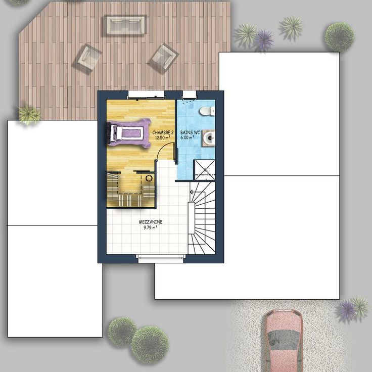 406 best Modèles et plans de maison images on Pinterest Modern - faire ses plans de maison gratuit