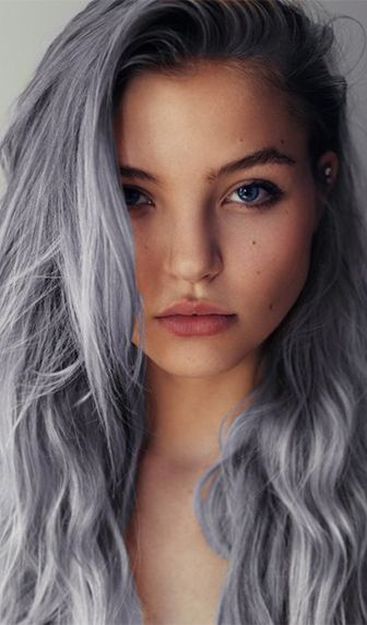 "Winter Hair Color Trends 2014 | ... days when grey hair meant your hair color was simply ""maturing"