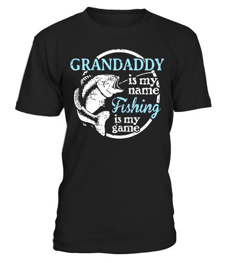 "# Grandaddy T-Shirt - Fishing is My Game! .  Special Offer, not available in shops      Comes in a variety of styles and colours      Buy yours now before it is too late!      Secured payment via Visa / Mastercard / Amex / PayPal      How to place an order            Choose the model from the drop-down menu      Click on ""Buy it now""      Choose the size and the quantity      Add your delivery address and bank details      And that's it!      Tags: Funny Fishing  T-Shirt for Grandpa…"