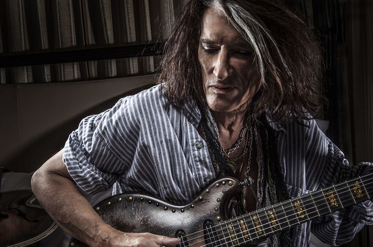 Aerosmith's Joe Perry talks new memoir, Rocks: My Life In and Out of Aerosmith