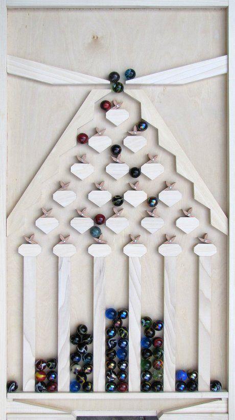 Math Monday Make A Marble Run Maker Stem Wooden