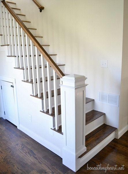 Best How To Build A Newel Post Interior Design Newel Posts 400 x 300