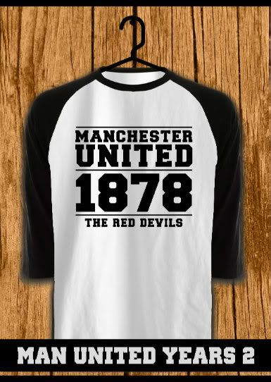 ourkios  - Kaos Manchester United Years