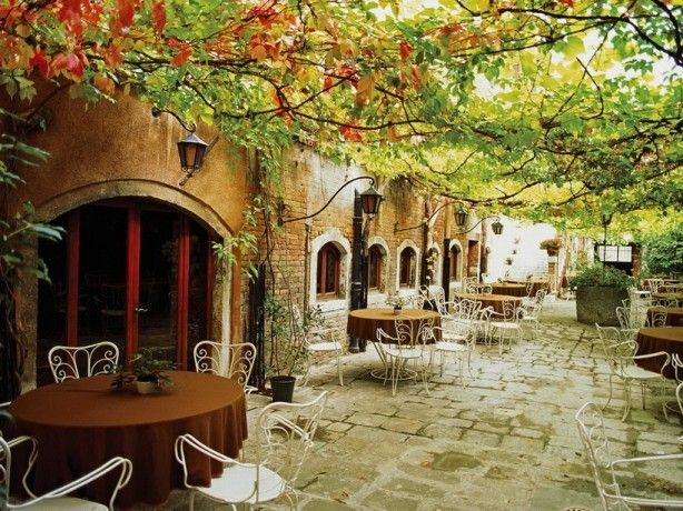 Итальянские рестораны в Италии