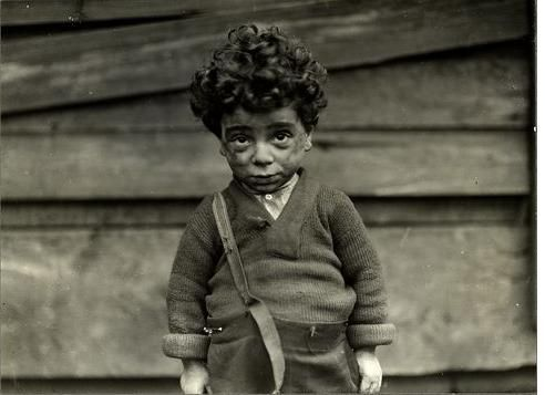 Lewis W. Hine-photographer mostly of child labor and working class conditions.
