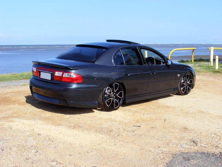 ABS Rear Roof Spoiler Wing SUN Shade Body KIT FOR Holden VX VY VZ Berlina Calais | eBay