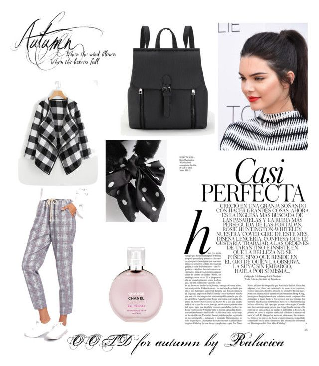 OOTD for Autumn by Ralucica by ralucica-andreea on Polyvore featuring Chanel and Whiteley