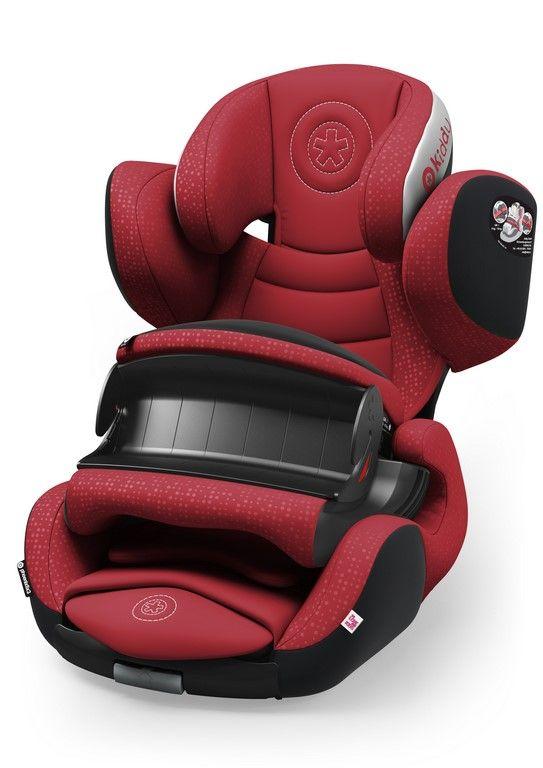 Der neue Kiddy Phoenixfix 3 Kindersitz mit Isofix für Kinder ab 1 Jahr