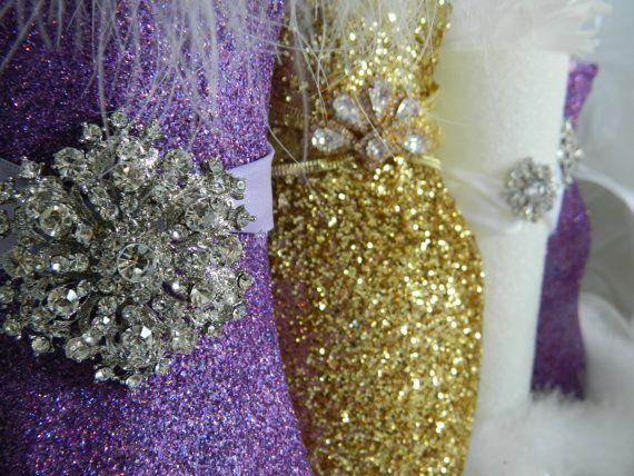 Weddings Wedding Decoration Violet Bridal Shower by KPGDesigns, $29.00