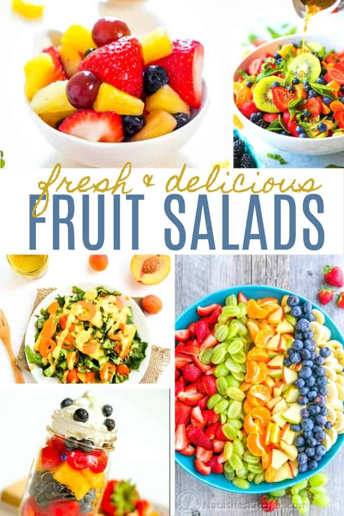 20 Fresh & Delicious Fruit Salads