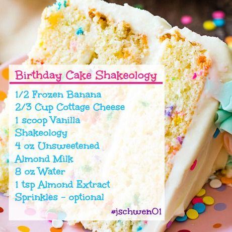 Birthday Cake Shakeology 68 Best Images On Mug