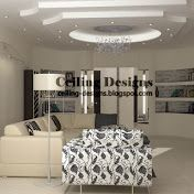 collection of PVC ceiling designs for living room , designs are suitable for living rooms in large or small houses , high or low ceiling houses and villas , enjoy