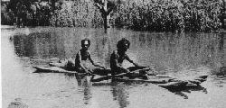 Aboriginal Raft