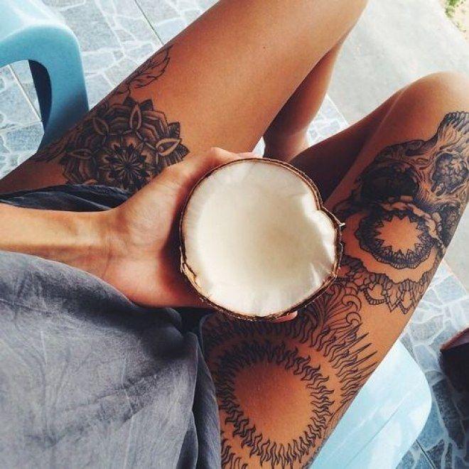 30 tatouages de mandalas qui vont vous faire craquer