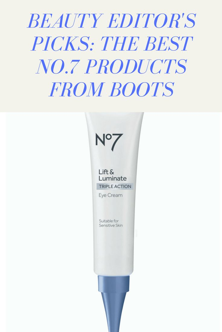 The Boots No.7 beauty range is full of bargain anti-ageing beauty products that have taken the market by storm. #beauty #antiaging #face