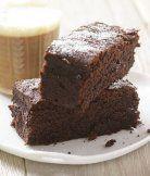 Vláčné čokoládové brownies