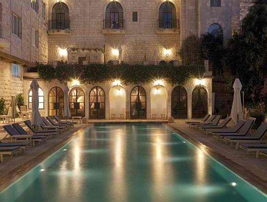 Luxury hotels in Jerusalem - 4