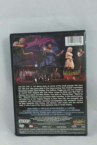 Smokey Joes Cafe Dvd