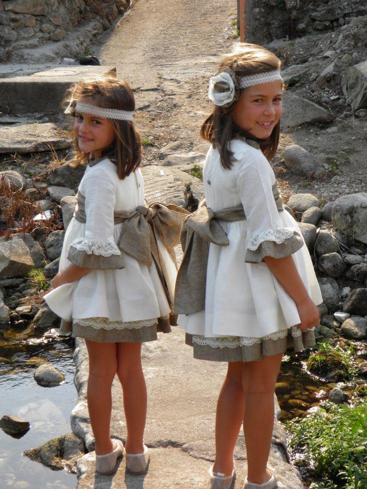 Vestuario : Noma Fernández - Moda Infantil
