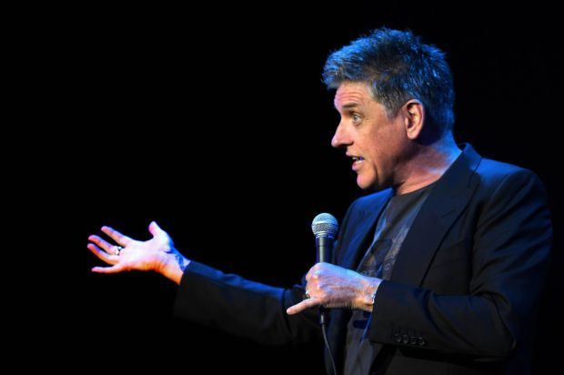 Ferguson keeps his stand-up comedy footing : Go&Do: Entertainment in the Quad-Cities