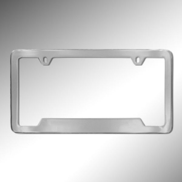 2016 #Suburban #License Plate Frame, Chrome: A distinctive look is all in the details, and this Suburban License Plate Holder fits the frame. These Plate Holders are tested extensively with Cass 32 Salt Spray, Adhesion Test ASTM D3359, car wash certifications and more. Those tests are backed by a Limited Lifetime Warranty which assures its License Plate Holders will maintain their distinctive good looks over the long term.