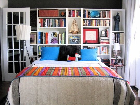 Dark Walls In Small Spaces