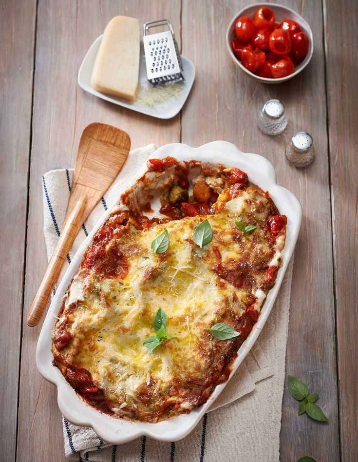 Peppadew® Vegetable Lasagna Recipe | Peppadew® International