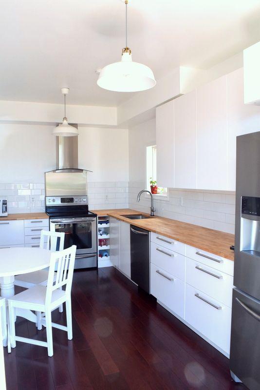 IKEA SEKTION kitchen reno - northstory